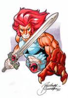 lion O by Buchemi
