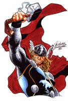 Thor by Buchemi