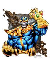 Thanos by Buchemi