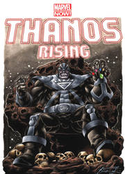 Blacklantern Thanos commission by Buchemi