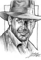 Indiana Jones by Buchemi