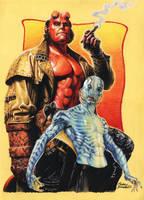 Hellboy Final by Buchemi
