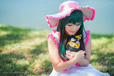 Akari x P-chan by chiakinkmr