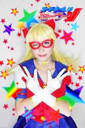 Code Name is Sailor V by chiakinkmr