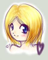 Lookin' Cute by Rin-shi