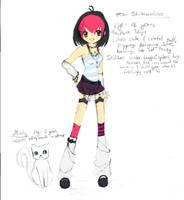 Rin Ref Sheet by Rin-shi