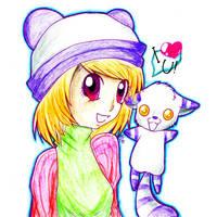 I Heart U by Rin-shi
