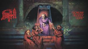 Death, Scream Bloody Gore by Thehumandeath