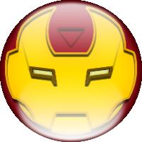 Ironman Icon by oddbasket