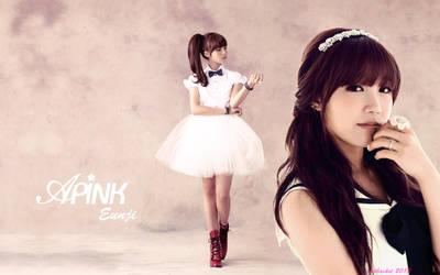APink Jung Eunji Wallpaper HD by oddbasket