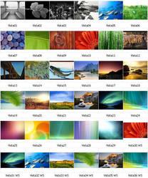XP Vista Pack wallpapers by oddbasket