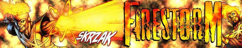 The Fury Of Firestorm by oddbasket