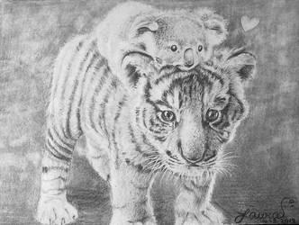 Kiss me, tiger by bluethroat