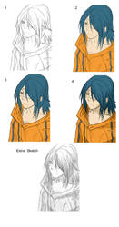 Air Gear - Agito Process by ItazukiJet