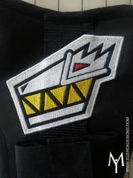 Kyoryuger Logo by Idzerda