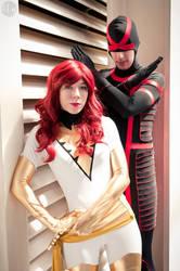 Phoenix / Cyclops by Idzerda