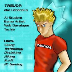 DevID Trevor-1 by canadaka