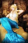 Blue Mermaid 2 by Usagi-Tsukino-krv