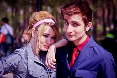 Doctor Who and Rose 2 by Usagi-Tsukino-krv