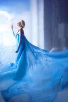 Queen Elsa 8 by Usagi-Tsukino-krv