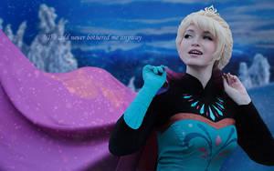 Queen Elsa 1 by Usagi-Tsukino-krv