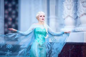 Queen Elsa 22 by Usagi-Tsukino-krv