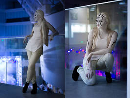 Star Trek Beyond - Jaylah 7 by Usagi-Tsukino-krv