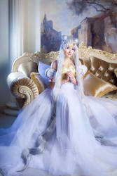 Neo Queen Serenity by Usagi-Tsukino-krv