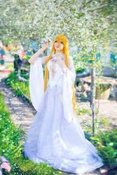 Princess Starsha Iscandar by Usagi-Tsukino-krv