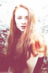 Sophie Turner. by EnjoyTheBlood