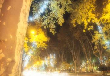 Was Christmas in Madrid. by EnjoyTheBlood