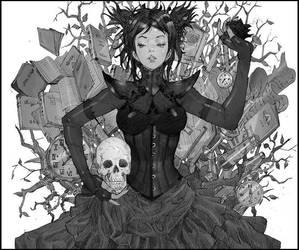 Witch of the time by KilartDev