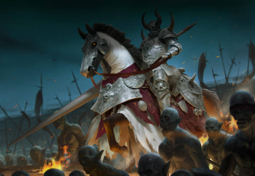 warlord by KilartDev