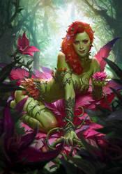 poison Ivy by KilartDev