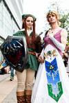 The Legend of Reverse Zelda - Twilight Princess by Moka-92