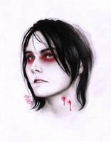 Revenge Gerard by SilkSpectreII