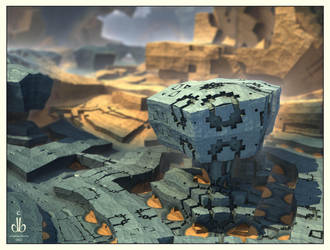 The Plinth by bluefish3d