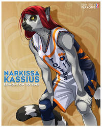 FBA 2014 Playoffs - Narkissa Kassius by Rhandi-Mask