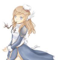 COM: Angelique-Chan by VanillaAngel