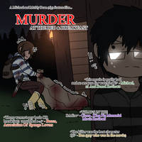 murder at the bed and breakfast by BenPlus