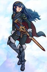 Lucina by BenPlus
