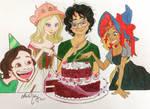 Happy birthday me!! by Lokita-Naky