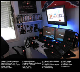 My Gaming PC Setup 1.5.10 by scythegaming