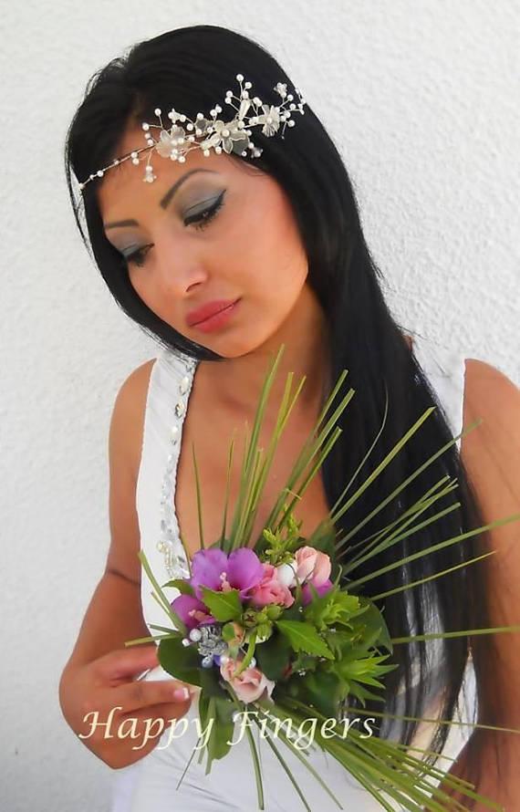 Wedding vine by HappyFingersJewelry