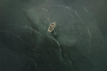 Mariner Beneath by rejamrejam