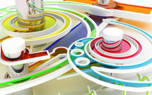 Chromatic toys2 by k3-studio