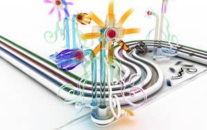 2nd Chromatic world by k3-studio