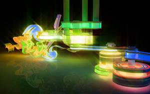 Chromatic probe by k3-studio