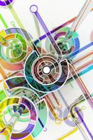 Chromatic network by k3-studio