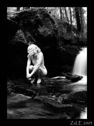 Kait by the falls 2 by zaleone